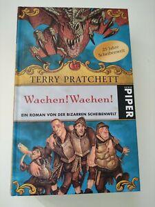 Terry Pratchett Wachen! Wachen! Gebundene Ausgabe, neuwertig