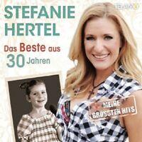 STEFANIE HERTEL - DAS BESTE AUS 30 JAHREN-MEINE GRÖßTEN HITS (2 CD) BEST OF NEU