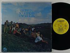 """Orquesta Nater """"S/T"""" Latin Salsa Guaguanco LP Inca"""