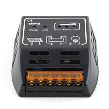 Anself 20A 12V/24V Solar Charge Controller Solar Panel Battery Regulator Safe uk