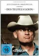 DES TEUFELS LOHN (Jeff Chandler, Orson Welles) NEU