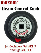 Replacement Knob for Maxam KT17 and Maxam KTSC1 Cookware - Pan Parts Knobs