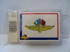 Indianapolis Legends Of Indy Motor Speedway Premier Edition 100 Card Set Sealed