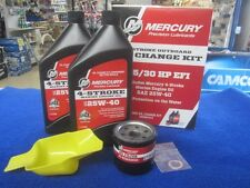 Mercury Outboard Oil Change Kit for 25/30 Hp 8M0081915 Sale!