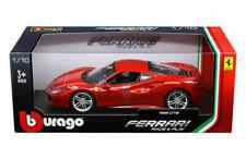 Ferrari 488 GTB Rot 1 18 Bburago