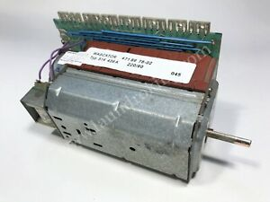 REFURBISHED 471897802 WASCOMAT GEN 5 TIMER W75-185 220/60 471897819, 471897809