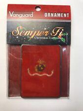 USMC Semper Fi Chrsitmas Ornament