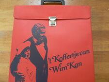 LP RECORD VINYL 2 LP BOX SET 'T KOFFERTJE VAN WIM KAN AND 2 EXTRA VINYL RECORDS