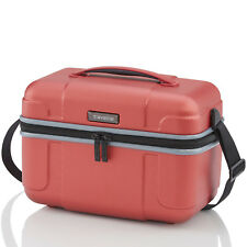 Travelite Vector Beautycase 36 Cm rot