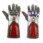 Avengers Endgame Infinity Gauntlet Iron Man LED Gloves Tony Stark Cosplay Props