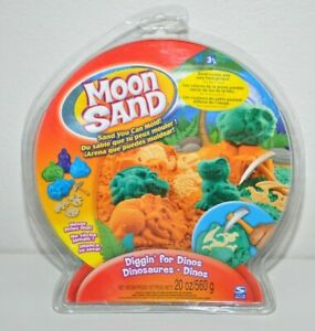Moon Sand Diggin For Dino's Dinosaurs Playset Brand new sealed