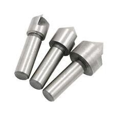 Ensemble de trépied 3Pcs HSS Fraise à contre-perçage pour métaux durs en