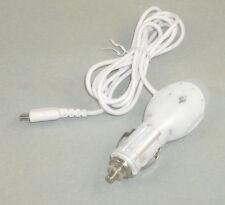 USA White Nintendo DS Lite USG-001 Compatible USG-002 DC CAR Charger Cord Plug