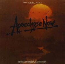 Apocalypse Now OST Soundtrack ELEKTRA RECORDS CD