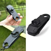 Zeltplane Plane Clip Clamp Schnalle Camping Tool Heavy Duty wiederverwendbare Bl