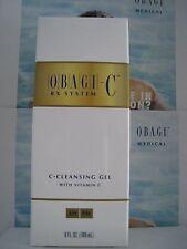 Obagi C-Cleansing Gel 6 oz Brand New In Box