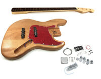 Solo JBK-1 DIY Electric Bass Guitar Kit