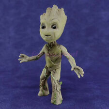 """Cute 3.5"""" Guardians of The Galaxy Vol. 2 Standing Baby Groot Figure Toy Gift"""