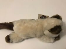 """Ganz Cottage Collectibles """"Sasha"""" the Cat NWT"""
