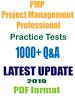 PMP Project Management Professional Practice Test PDF 1000+ Q&A