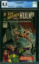 Tales to Astonish #86 CGC 8.5 -- 1966 -- Boomerang Hulk Krang #1998602015