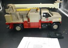 DG PRODUCTIONS -#1 VIRGINIA POWER DIGGER AUGER TRUCK GMC TRUCK MODEL #1996-2-1