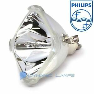 NEW PHILIPS LAMP (BULB ONLY) FOR SONY XL-5200 WITH 6 MONTH WARRANTY