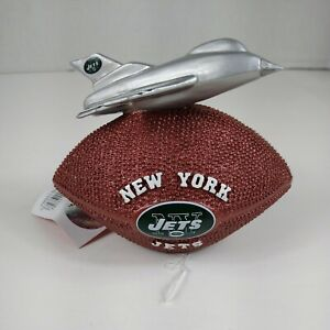 NFL New York Jets Collectible Figurine SC Sports Football Paperweight Desk New
