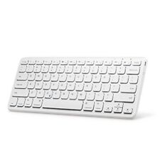 Anker Ultra Compact Slim Wireless Bluetooth Keyboard with Rechargeable Battery
