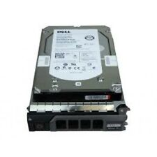 "Dell 600GB 3.5"" SAS 6GB/s 15K 16MB HDD Hot-Swap Server Hard Drive In Caddy 5XTFH"