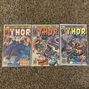 Mighty Thor 3 Issue Lot   #307 #308 #332