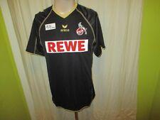 """1.FC Köln Original erima Ausweich Trikot 2014/15 """"REWE"""" Gr.M Neu"""