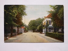 Ansichtskarte Arnhem - De Steeg, color Photo 1917 nach Berlin, Arnheim