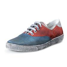 Marc Jacobs Men's Painted Leather Fashion Sneakers Shoes US 10 IT 9 EU 43