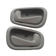 Fit 1998-2002 Toyota Corolla Chevy Inside Left Right Side Front Rear Door Handle