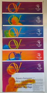 NEW Sydney 2000 Olympics Games - Olympic Village Newspapers (31 copies) Set 2