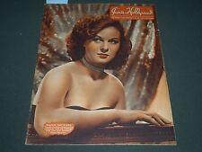 1940'S PARIS - HOLLYWOOD MAGAZINE - SUSAN HAYWARD COVER - ST 5174