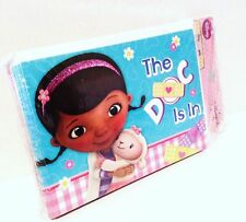 (2) Doc Mcstuffins 8 Invitations & 8 Thank You Cards (16 Invitations & Thank You