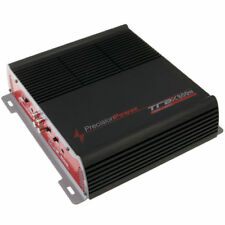 PRECISION POWER 800W Trax Series 2 ohm Stable 2 Channel Class-D Amp TRAX2.800D