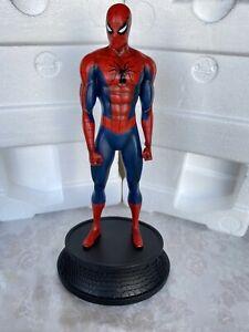 RARE Randy Bowen The Amazing Spiderman Painted Statue Classic Museum Version