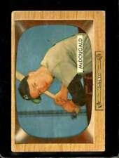1955 BOWMAN #9 GIL MCDOUGALD VG YANKEES  *X2422
