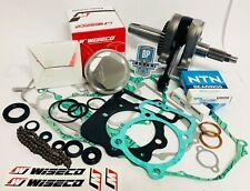 CR250R CR 250R Rebuild Kit Complete Motor Rebuilt Top Bottom End '92-96 Wiseco