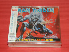 2014 JAPAN 2 CD IRON MAIDEN A REAL LIVE DEAD ONE