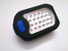 Linterna De Trabajo Bifocal 27 LED - ALYCO 190540 - Pilas Incluidas