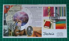 More details for 1999 artists  steven scott official signed by jeffrey archer