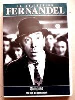 Simplet - FERNANDEL - dvd Très bon état