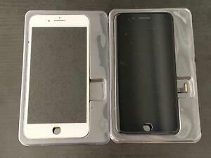 OEM Apple [ iPhone 8 7 Plus ] BLACK WHITE LCD Digitizer Display Screen Original