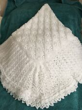 hand knitted baby shawls new