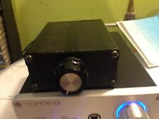 Hand Made High  End Passive Preamp. Please read