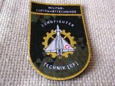 Stoffabzeichen Österr.Bundesheer - Militär Luftfahrttechniker